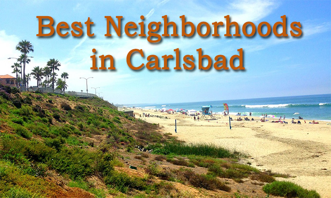 Top neighborhoods in Carlsbad